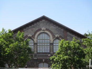 les ateliers Berthier architecture